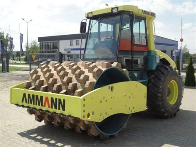 Каток AMMANN ASC 130D