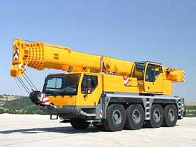 Автокран Liebherr 70 тонн ltm 1070
